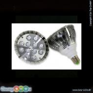 led pflanzenlampe e27 par38 12x1 watt grow light online. Black Bedroom Furniture Sets. Home Design Ideas
