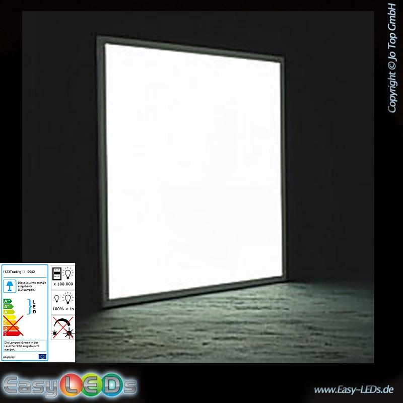 led panel 60x60 50 110 preisvergleiche. Black Bedroom Furniture Sets. Home Design Ideas