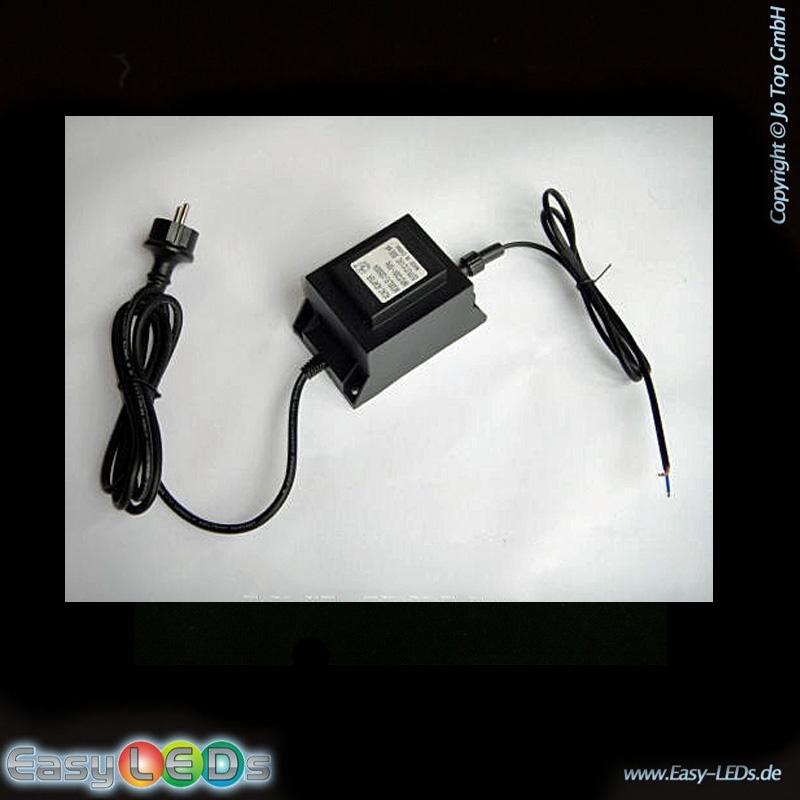 transformator ac 12v bis 250 watt ip44 online kaufen. Black Bedroom Furniture Sets. Home Design Ideas