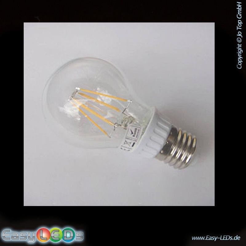 led e27 6 watt warm wei filament online kaufen. Black Bedroom Furniture Sets. Home Design Ideas