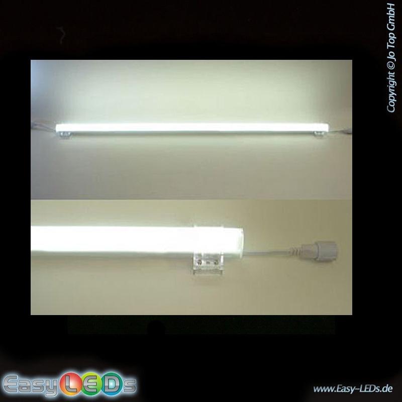 led lichtr hre 1m 10 watt tageslicht wei ip45 online kaufen. Black Bedroom Furniture Sets. Home Design Ideas