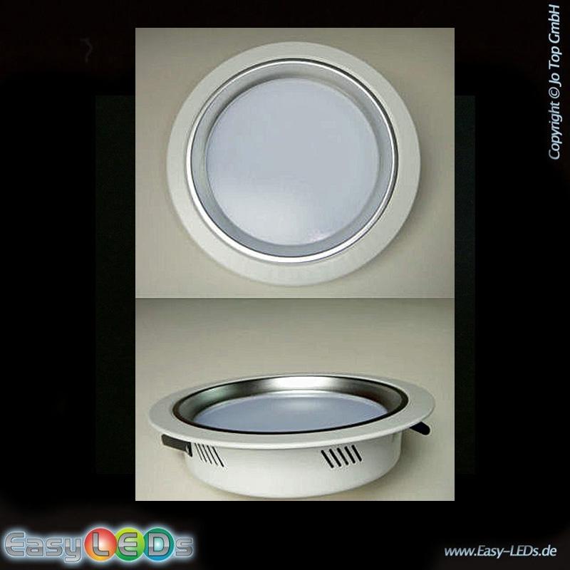 led einbauleuchte 24 watt tageslicht wei online kaufen. Black Bedroom Furniture Sets. Home Design Ideas