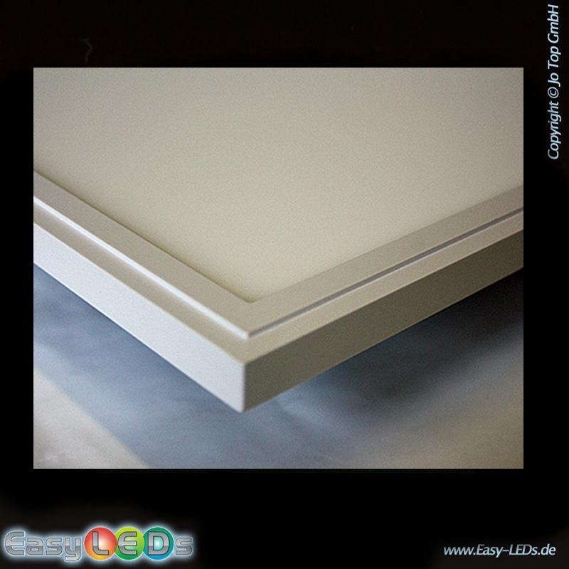 led lichtfl che panel 60x60cm 36 watt tageslicht wei online kaufen. Black Bedroom Furniture Sets. Home Design Ideas