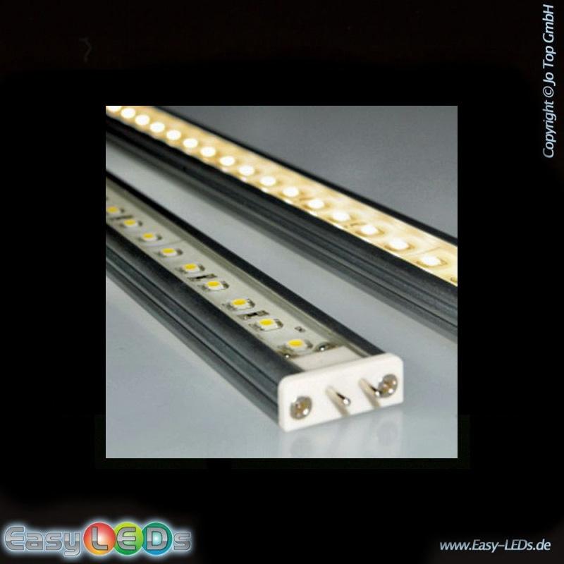 led lichtleiste 50cm 7 watt warm wei online kaufen. Black Bedroom Furniture Sets. Home Design Ideas