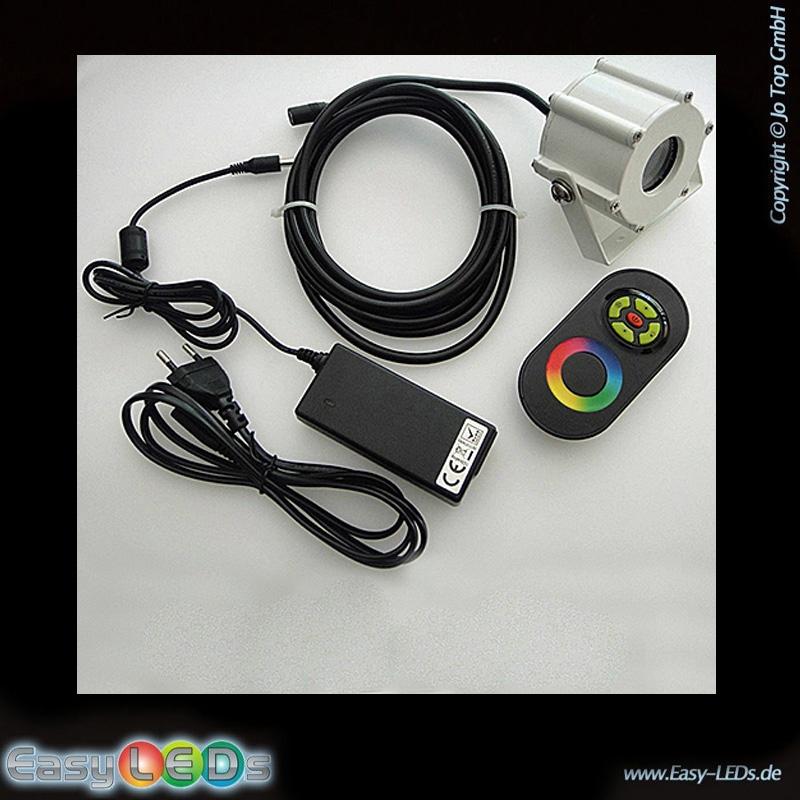 led gartenstrahler 10 watt rgb wei fb ip65 online kaufen. Black Bedroom Furniture Sets. Home Design Ideas