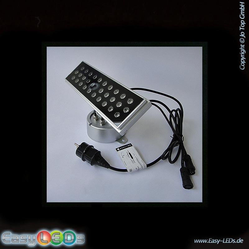 led fluter 30 watt rgb dmx ip65 online kaufen. Black Bedroom Furniture Sets. Home Design Ideas