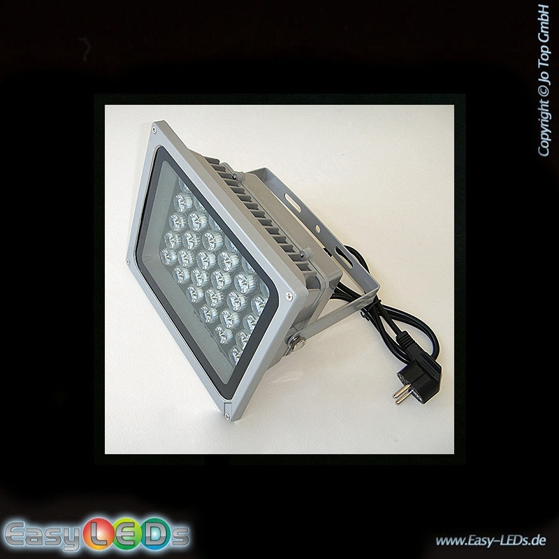 led fluter spot 24 watt 24x1 cree led warm wei ip65 10 online kaufen. Black Bedroom Furniture Sets. Home Design Ideas