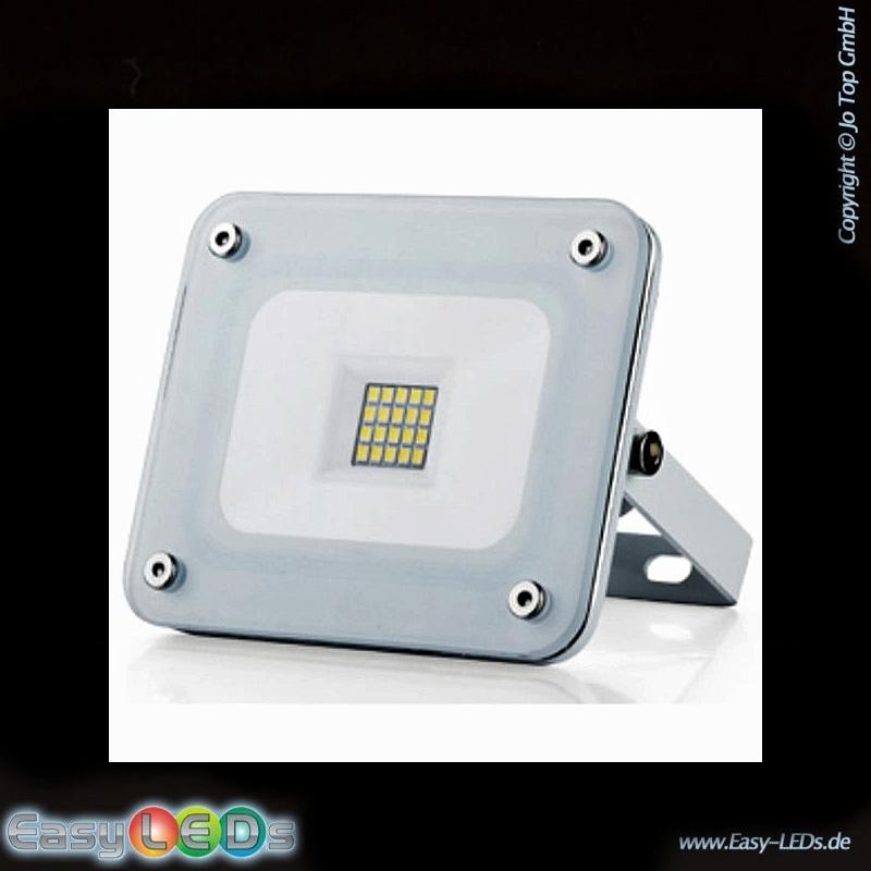 1a led fluter 10 watt wei ip65 temperglas online kaufen. Black Bedroom Furniture Sets. Home Design Ideas