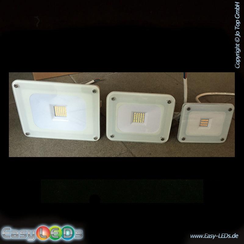 1a led fluter 20 watt wei ip65 temperglas online kaufen. Black Bedroom Furniture Sets. Home Design Ideas