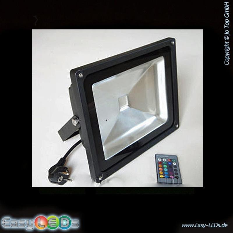 d led fluter 20 watt cob rgb fb online kaufen. Black Bedroom Furniture Sets. Home Design Ideas