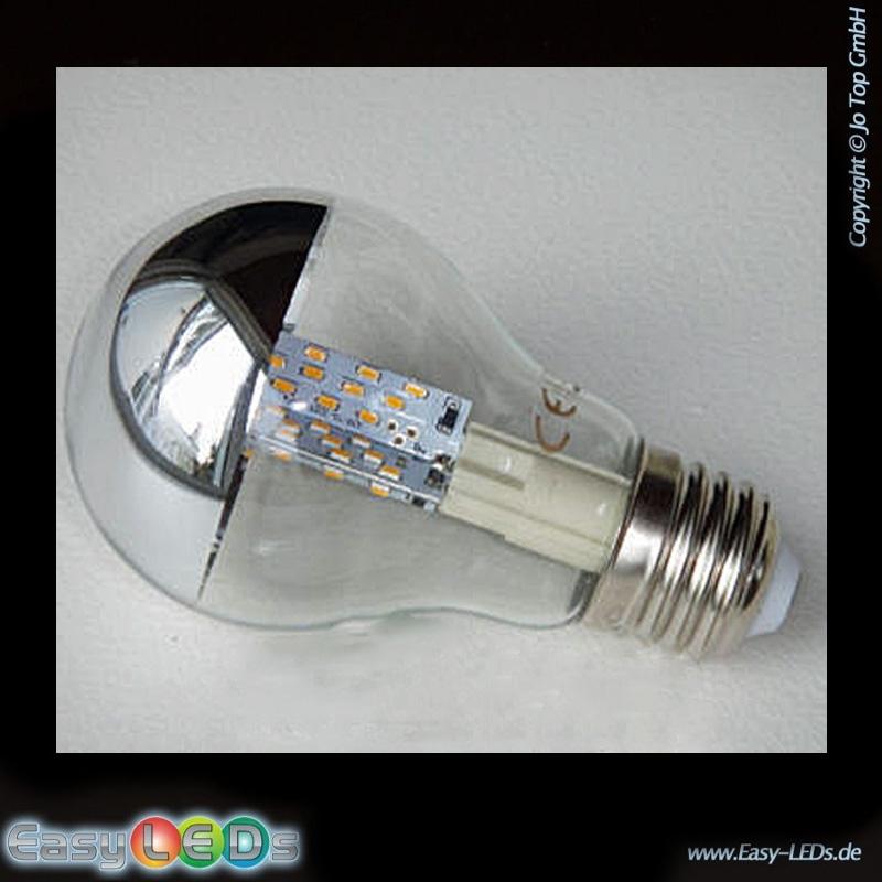 led e27 kopfspiegellampe 5 watt warm wei dimmbar online. Black Bedroom Furniture Sets. Home Design Ideas