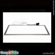 LED Panel Ultra Slim 120x30x0,9cm 43 Watt tageslicht-wei�