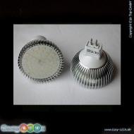 LED MR16 4,5 Watt warm-weiß